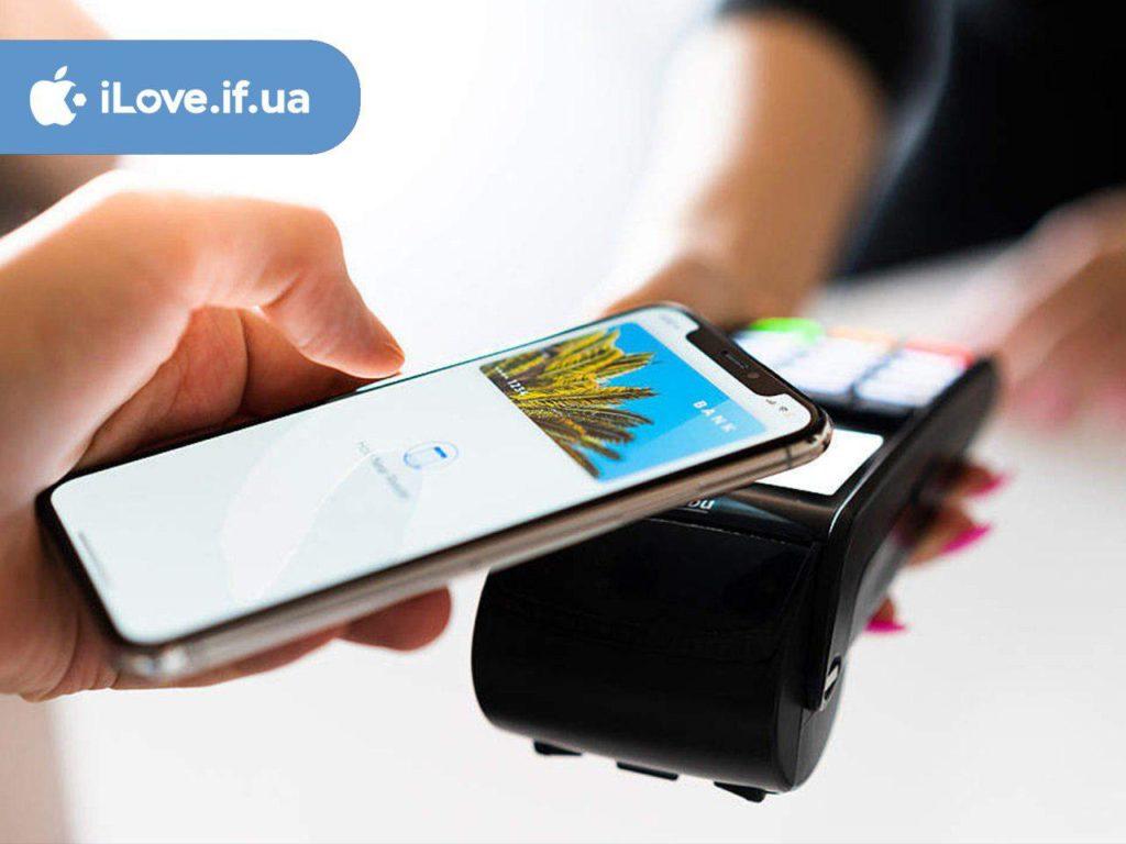 сервіс Apple Pay на iPhone