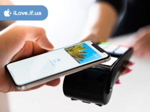 сервіс Apple Pay на iPhone