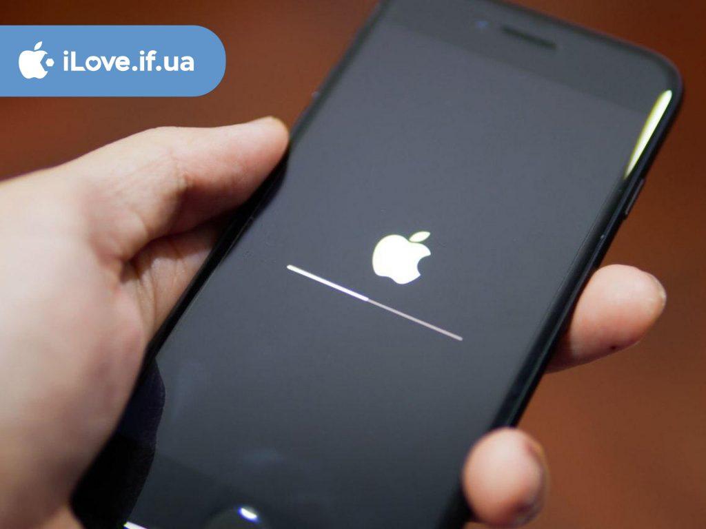 Не оновлюється айфон - сервісний центр iphone Івано-Франківськ