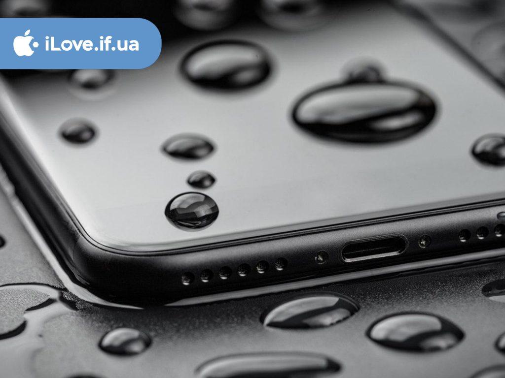 Що робити, коли Айфон впав у воду - сервісний центр айфон ILove у Івано-Франківськ